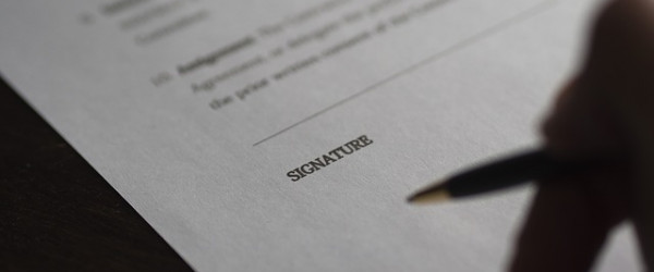 Agreeing restrictive covenants in employment contract